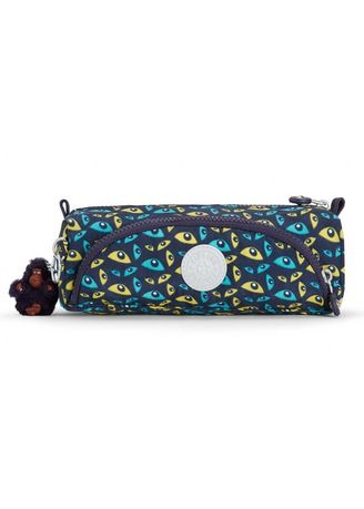 Multi color Wallets and Clutches . กระเป๋าอเนกประสงค์ Kipling Cute - Nocturnal Eye -