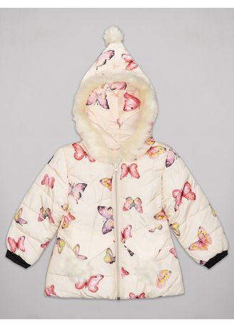White color Jackets . The Sandbox Clothing Co. white butterfly  jacket -