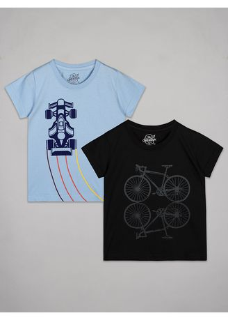 Beige color Tops . The Sandbpx Clothing Co Cycle and Car Tshirt -