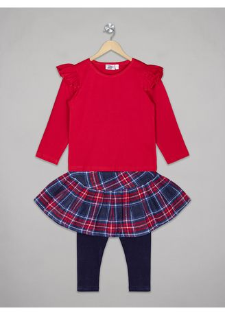 Red color Sets . The Sandbox Clothing Co. Red top set -