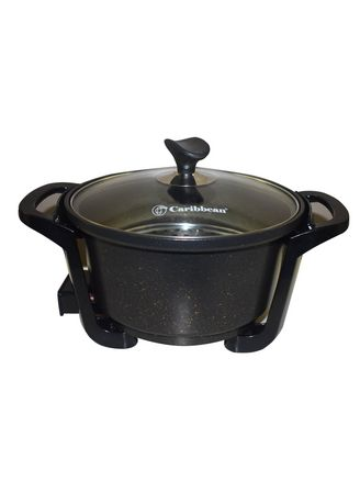 No Color color Electric Cookers . Caribbean Multi Cooker (CMC-2800) -